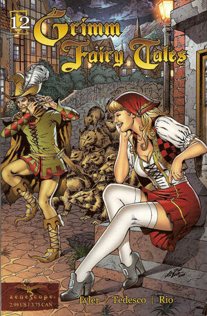 Grimm Fairy Tales Vol 1 12