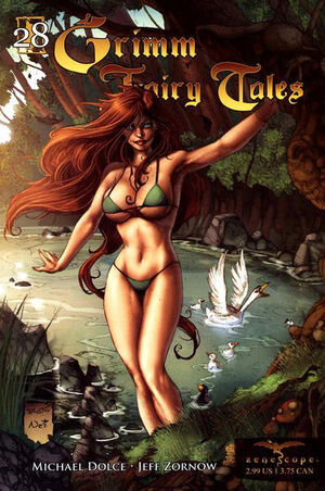 Grimm Fairy Tales Vol 1 28