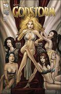 Grimm Fairy Tales Presents Godstorm Vol 1 1-B