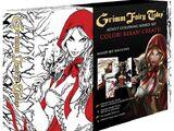 Grimm Fairy Tales Adult Coloring Boxed Set Vol 1 1