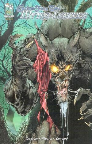 Grimm Fairy Tales Myths & Legends Vol 1 2