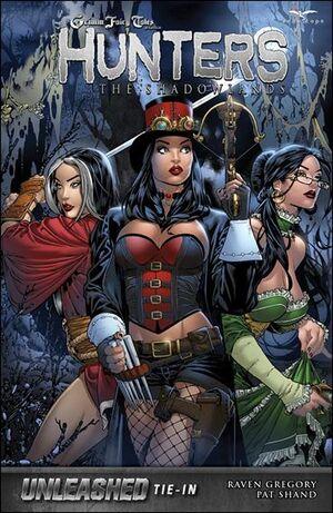 Grimm Fairy Tales Presents Hunters The Shadowlands (TPB) Vol 1 1