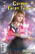 Grimm Fairy Tales Vol 2 1-E