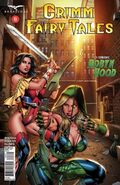 Grimm Fairy Tales Vol 2 6-B