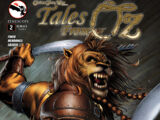 Grimm Fairy Tales Presents: Tales From Oz Vol 1 2