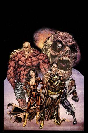 Hollywood Zombie Apocalypse Vol 1 1-PA