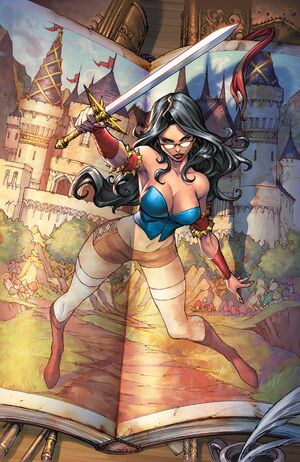 Grimm Fairy Tales Presents Snow White vs Snow White Vol 1 1-PA