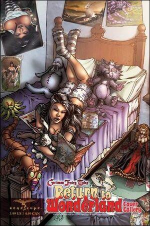 Return to Wonderland Cover Gallery Vol 1 1