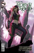 Grimm Fairy Tales Presents Robyn Hood Legend Vol 1 1-C