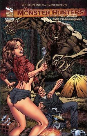 Monster Hunters' Survival Guide Case Files Vol 1 1