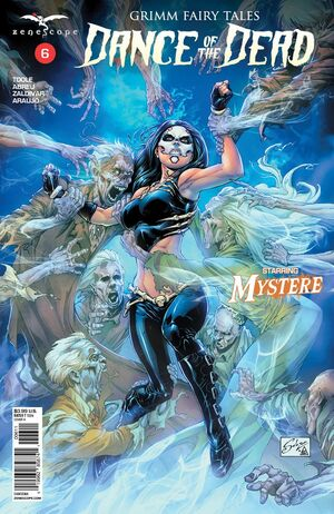 Grimm Fairy Tales Dance of the Dead Vol 1 6
