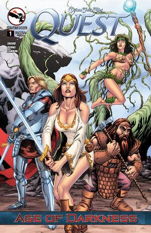 Grimm Fairy Tales Presents Quest Vol 1 1