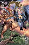 Grimm Fairy Tales Presents Oz Vol 1 4-C