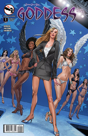 Grimm Fairy Tales Presents Godstorm Goddess Inc Vol 1 1