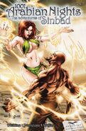 1001 Arabian Nights The Adventures of Sinbad Vol 1 2-B