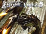 Jurassic Strike Force 5 Vol 1 3
