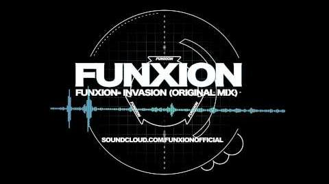 Funxion- Invasion (Original Mix)