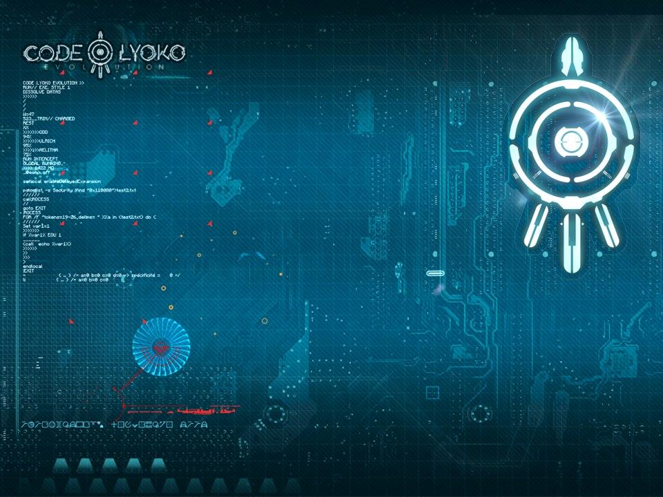 Image Code Lyoko Wallpaperpng Zenology Wiki Fandom Powered By