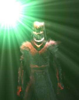 Dread Mortem ghostly
