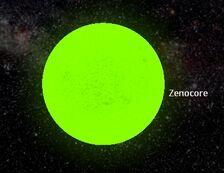 Starzeno with the Zenocore