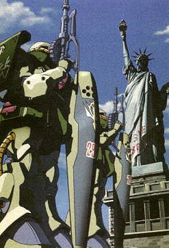 Zeon Occupied New York City