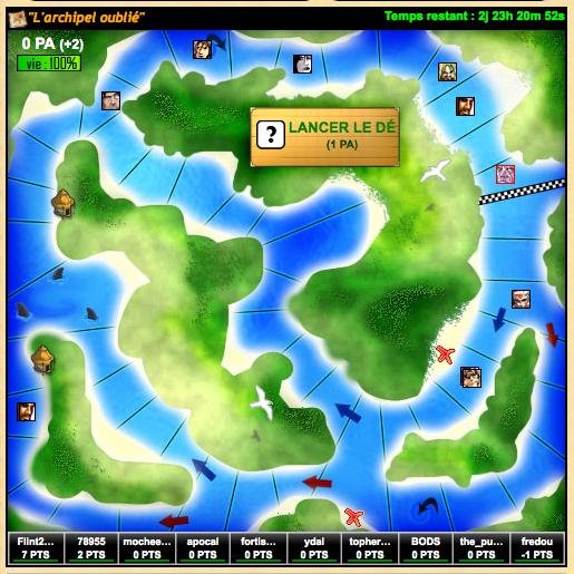 L'archipel oubliée