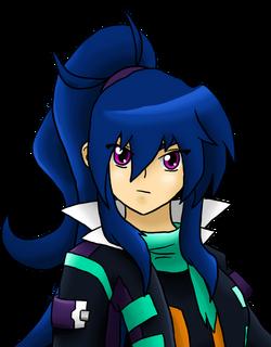 Shizuka headshot