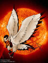 Huginn the raven of thought by zephyros phoenix-d3evog4
