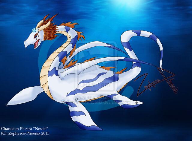 File:Plezira monster of loch ness by zephyros phoenix-d3ee6kc.jpg