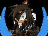 Umber the Black Dog