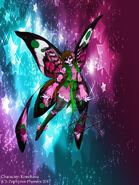 Oc konohana color by zephyros phoenix-d3evmjo