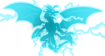 Thunderstorm Dragon