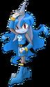 Blue Wind Ranger Sapphire