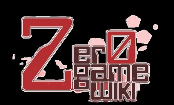 Zero Game Wiki
