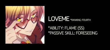 Loveme Stats