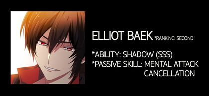 Elliot Baek Stats