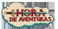 Hora de aventuras logo