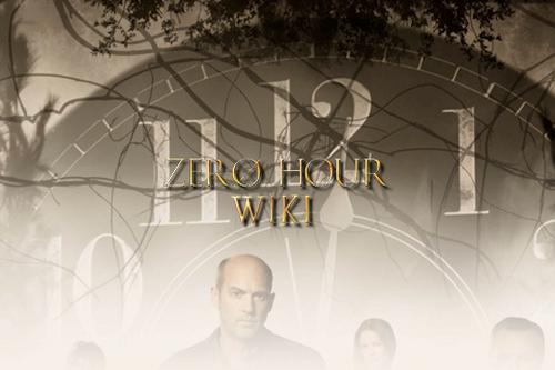 Zero Hour Wiki