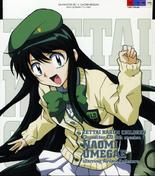 Character CD6 Naomi Umegae