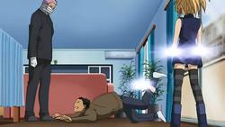 Mio's Teleportation
