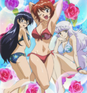 Zettai Karen Children wearing bikini