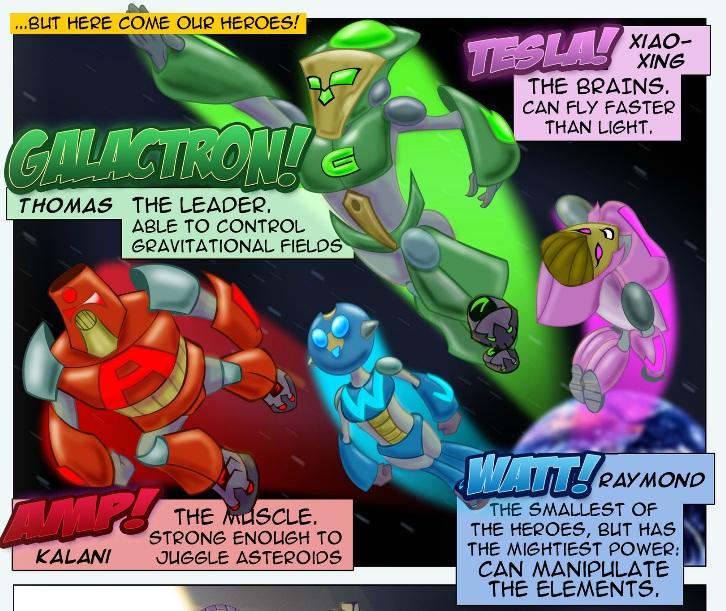 Luminators (team) | Zevo 3 Wiki | FANDOM powered by Wikia