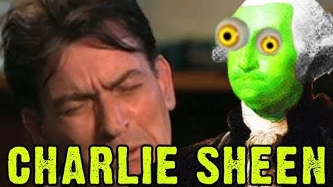Zombie George Washington The Charlie Sheen Interview