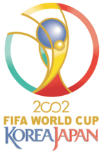 2002 Football World Cup logo
