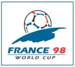 1998 Football World Cup logo