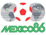 1986 Football World Cup logo