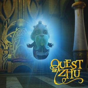 Quest For Zhu Puzzle 03
