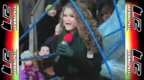 Savannah Outen - No Place Like Here (Macy's Thanksgiving Day Parade)