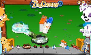 Zhucreator screenshot