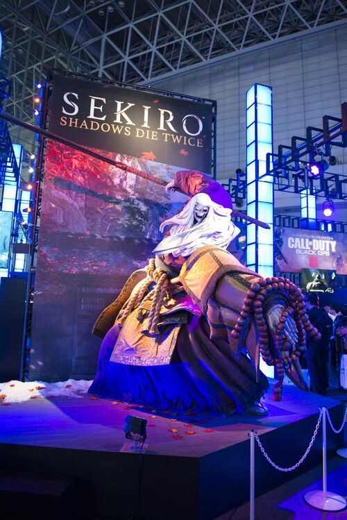 TGS2018 隻狼 Sekiro
